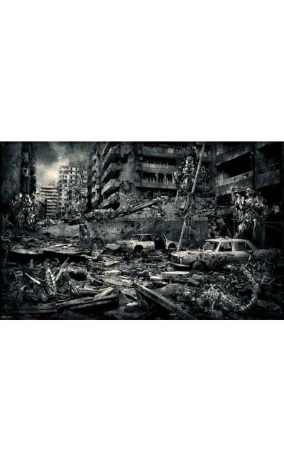 Image de couverture de Seuls les cafards survivront