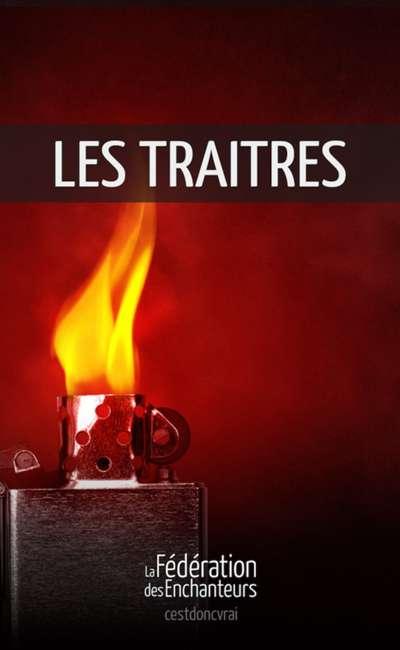 Image de couverture de Les traitres
