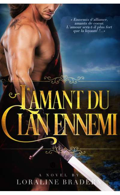 Image de couverture de L'amant du clan ennemi