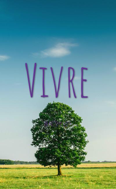 Image de couverture de Vivre