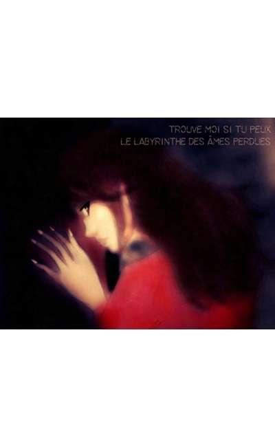 Image de couverture de Trouve moi si tu peux : Le labyrinthe des âmes perdues