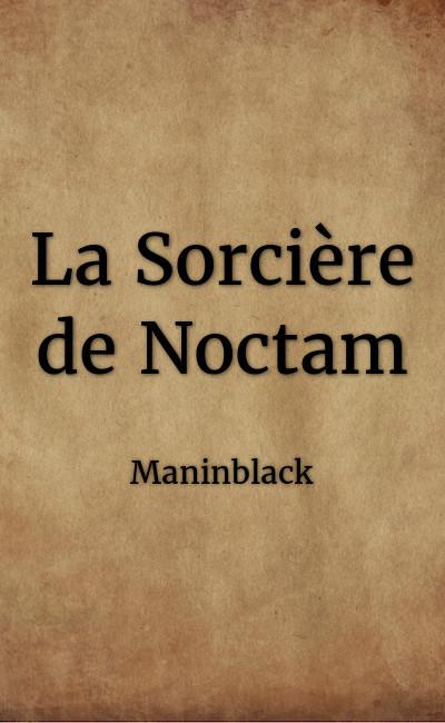Image de couverture de La Sorcière de Noctam