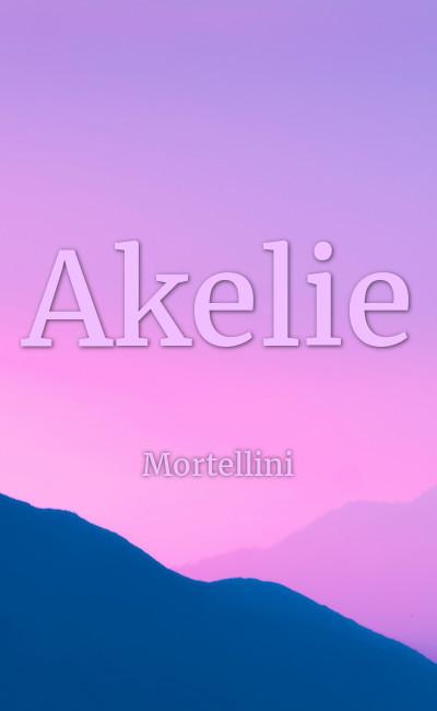 Image de couverture de Akelie