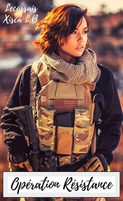 Image de couverture de Opération Résistance