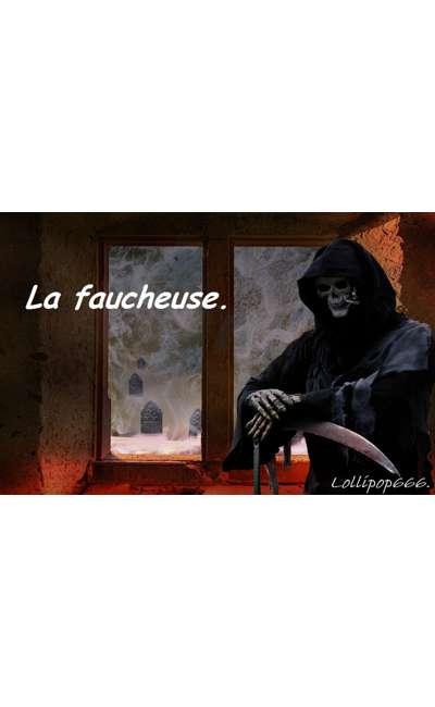 Image de couverture de La faucheuse. (En pause)