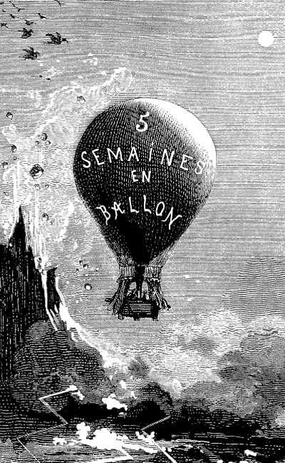 Image de couverture de Cinq semaines en ballon
