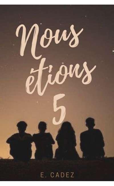 Image de couverture de Nous Etions Cinq