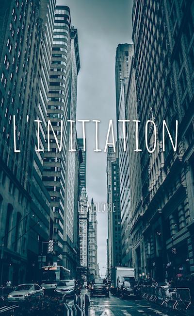 Image de couverture de L'initiation