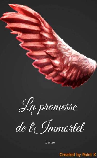 Image de couverture de La promesse de l'immortel