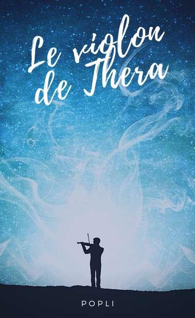Image de couverture de Le violon de Thera