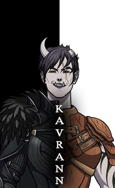 Image de couverture de Kavrann (complet)
