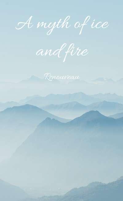 Image de couverture de A myth of ice and fire
