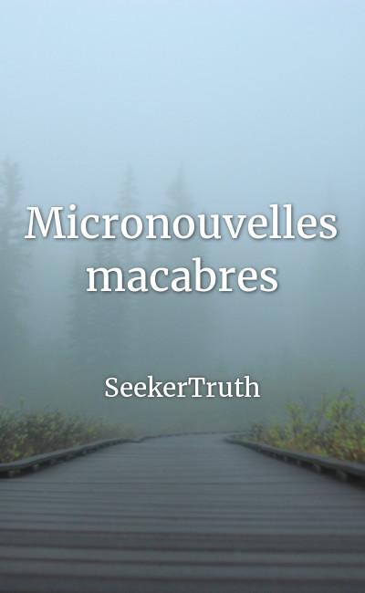 Image de couverture de Micronouvelles macabres