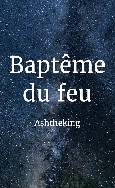 Image de couverture de Baptême du feu
