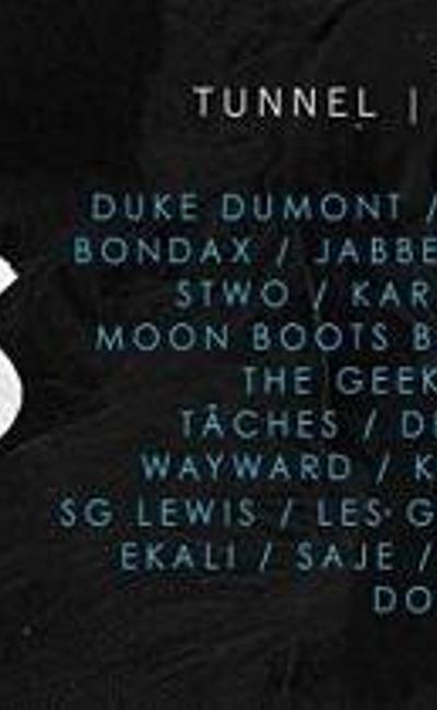 Image de couverture de Dimanche - The Sound You Need Festival