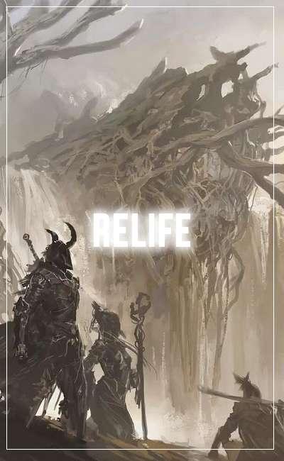 Image de couverture de RELIFE