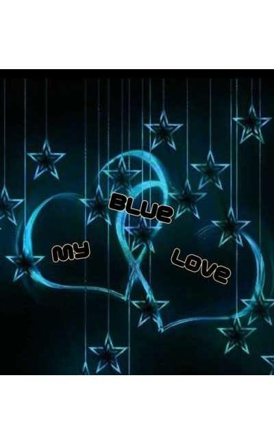 Image de couverture de My Blue Love