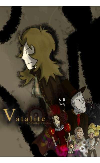 Image de couverture de Vatalite Tome I: La Bibliothèque d'Opalues