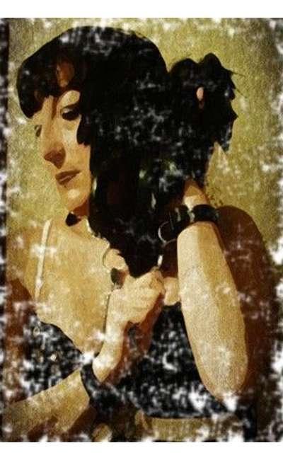 Image de couverture de Une colombe en foureau noir