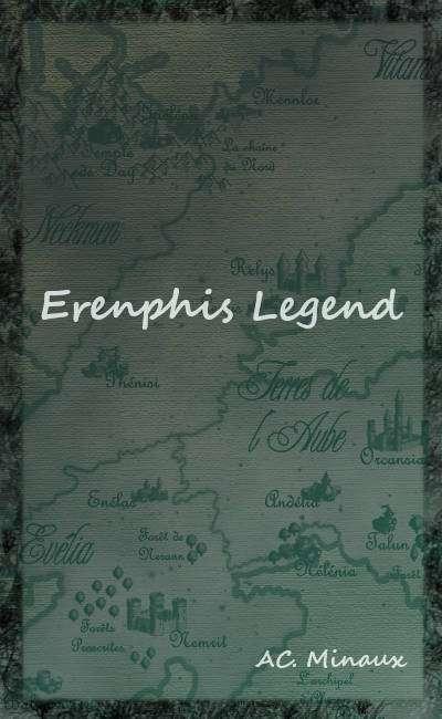 Image de couverture de Erenphis Legend