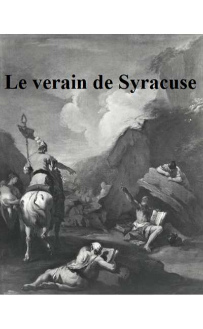 Image de couverture de Le verain de Syracuse
