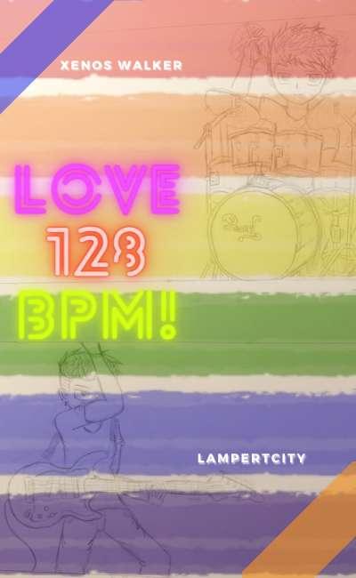 Image de couverture de Love 128 BPM !