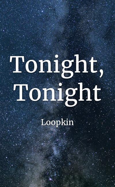 Image de couverture de Tonight, Tonight (gay)