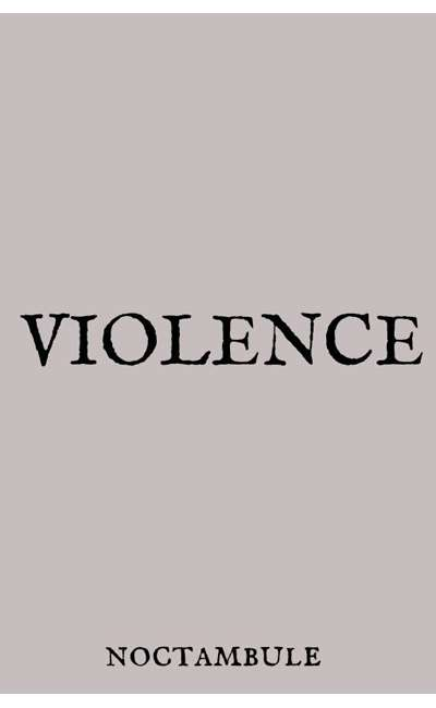 Image de couverture de Violence