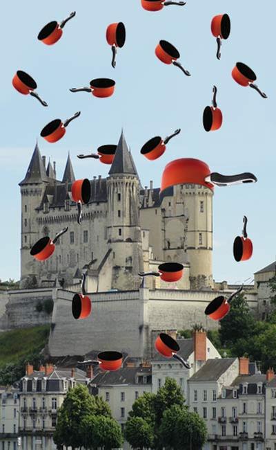Image de couverture de LA CASSEROLE MAUDITE