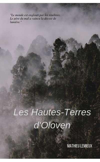 Image de couverture de Les Hautes-Terres d'Oloven
