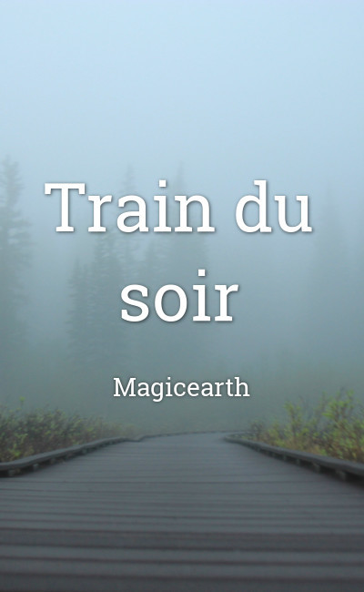 Image de couverture de Train du soir