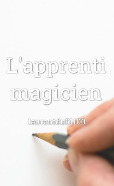 Image de couverture de L'apprenti magicien