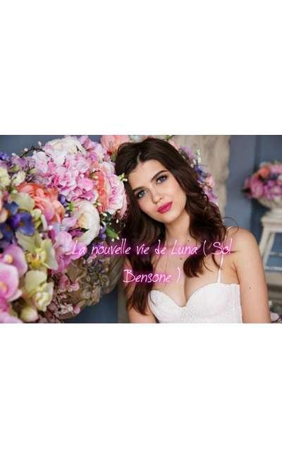 Image de couverture de La nouvelle vie de Luna ( Sol Benson)
