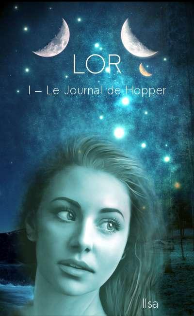 Image de couverture de Lor — Le journal de Hopper