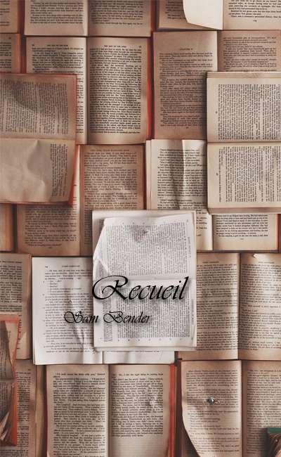 Image de couverture de Recueil de textes