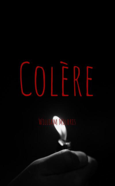 Image de couverture de Colère