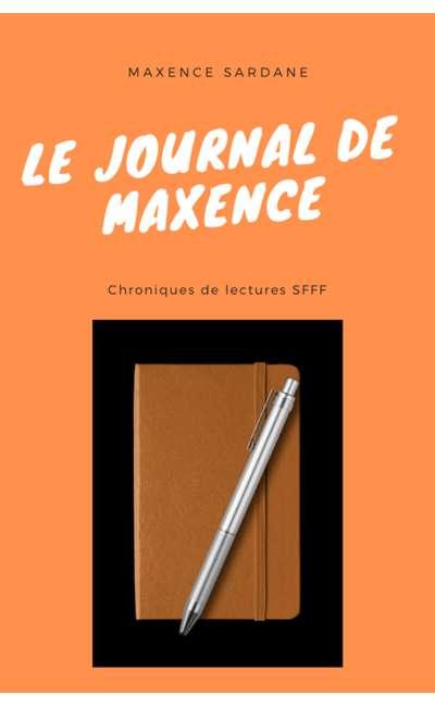 Image de couverture de Le journal de Maxence