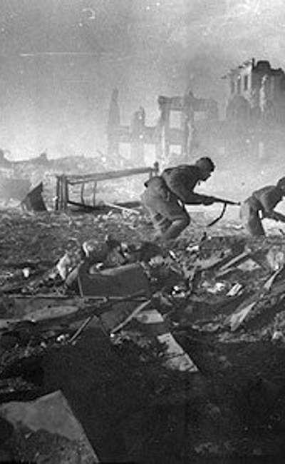 Image de couverture de Stalingrad en feu