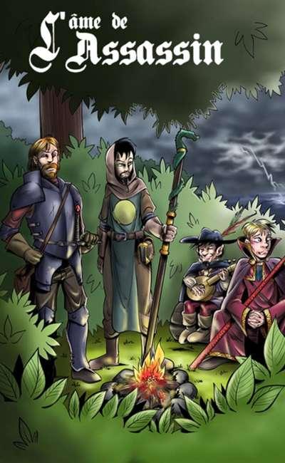 Image de couverture de L'Âme de l'assassin