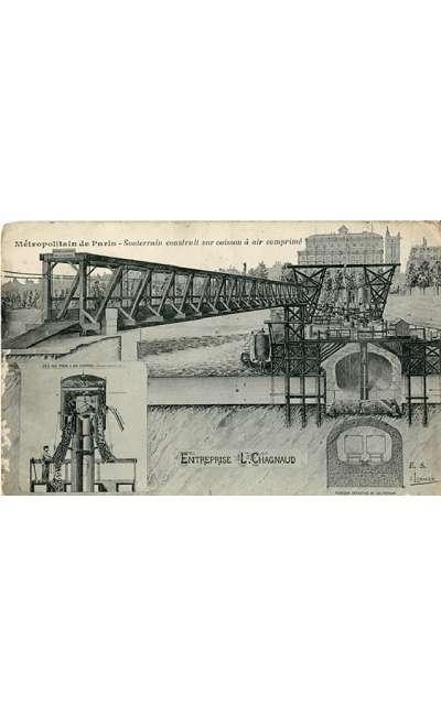 Image de couverture de Tunnel, Nouvelle version
