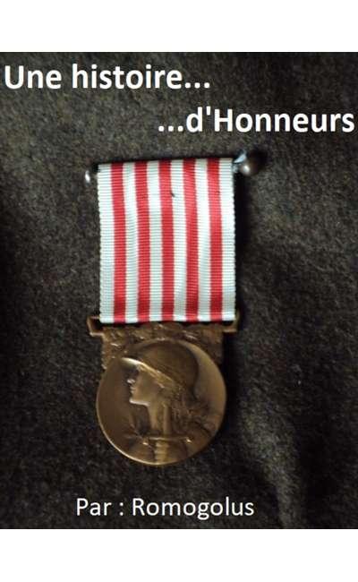 Image de couverture de Une histoire d'honneurs