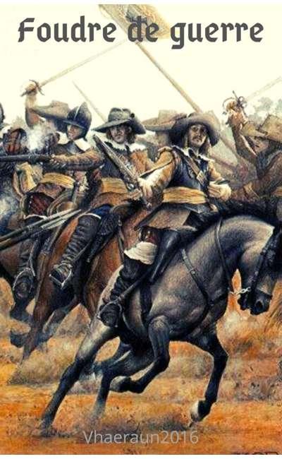 Image de couverture de Foudre de guerre
