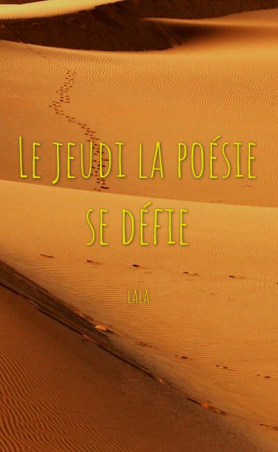 Image de couverture de Le jeudi la poésie se défie