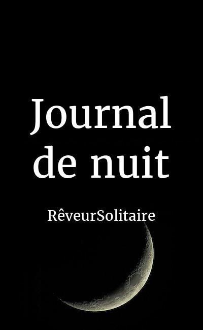 Image de couverture de Journal de nuit