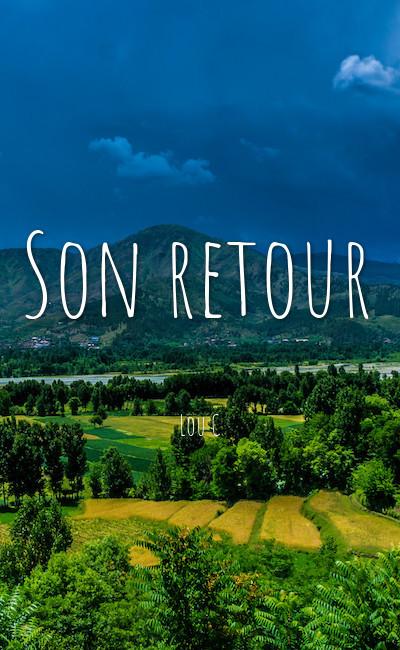 Image de couverture de Son retour