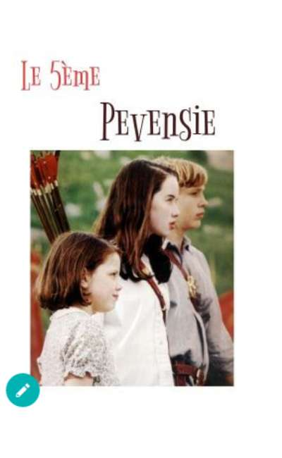 Image de couverture de Le 5ème Pevensie