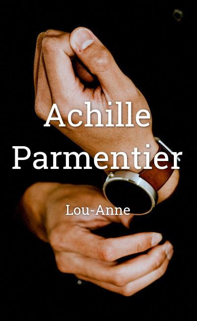 Image de couverture de Achille Parmentier