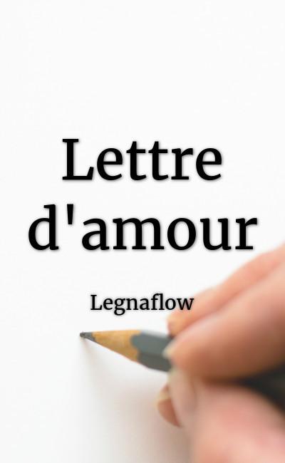 Image de couverture de Lettre d'amour
