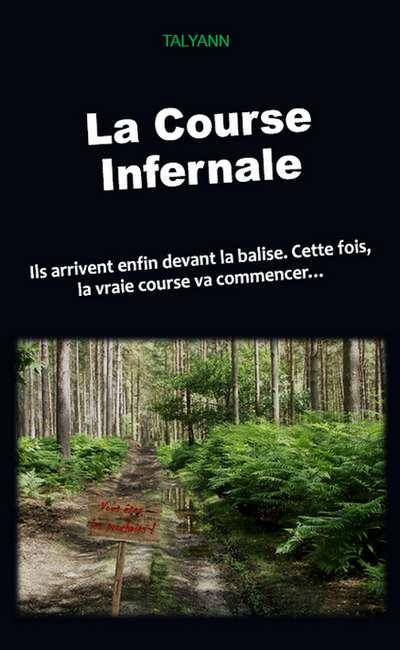 Image de couverture de La Course Infernale