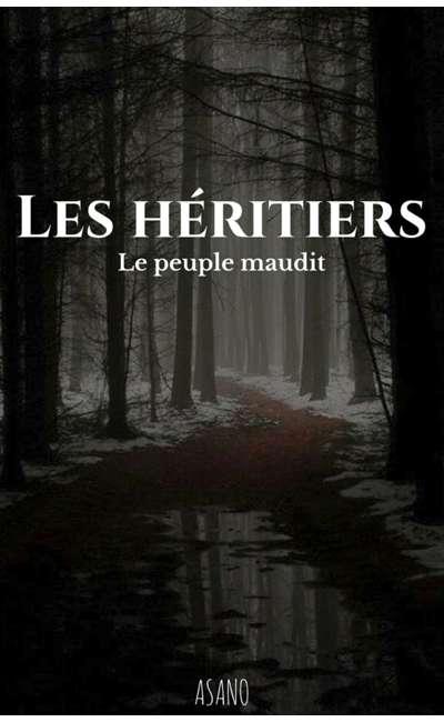 Image de couverture de Les Héritiers - Tome 2 : Le peuple maudit
